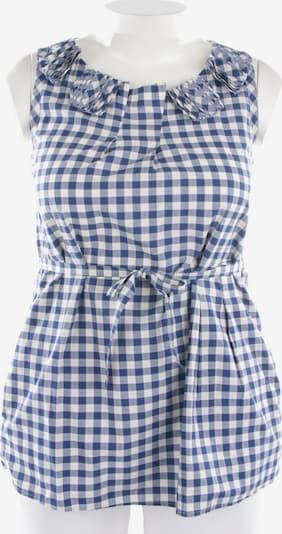 Le Sarte Pettegole Blusenshirt in XL in blau / weiß, Produktansicht