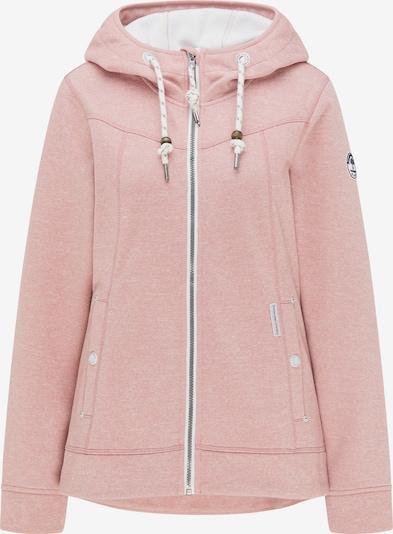 Schmuddelwedda Chaqueta polar en rosa, Vista del producto