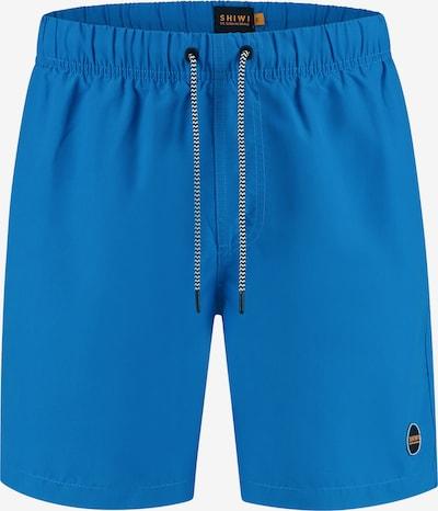 Pantaloncini da bagno 'Mike' Shiwi di colore blu, Visualizzazione prodotti