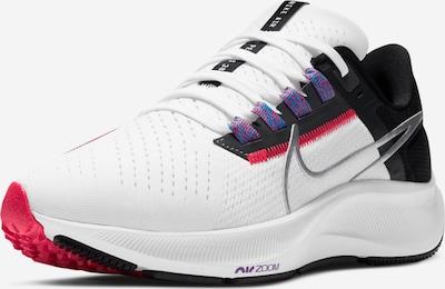 NIKE Laufschuh 'Air Zoom Pegasus 38' in pitaya / schwarz / weiß, Produktansicht