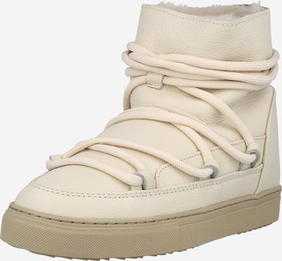 INUIKII Μπότες για χιόνι σε λευκό μαλλιού, Άποψη προϊόντος