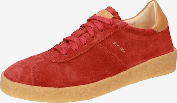 SIOUX Sneaker 'Grash' in Rot