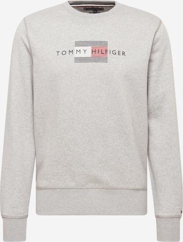 TOMMY HILFIGER Sweatshirt in Grey
