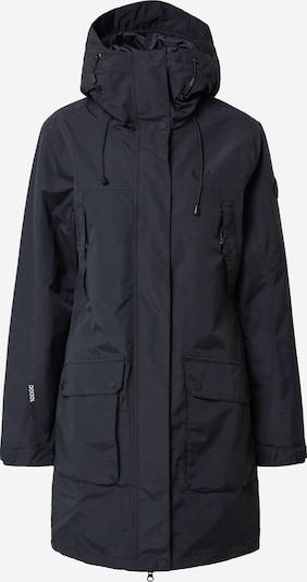Whistler Outdoorjas 'Lovisa' in de kleur Zwart / Wit, Productweergave