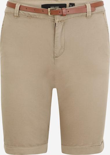 Vero Moda Petite Kalhoty 'FLASH' - světle hnědá, Produkt