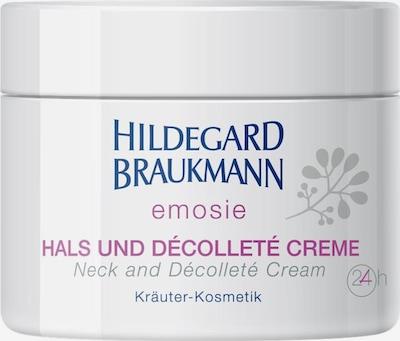Hildegard Braukmann Hals-und-Decolleté-Creme 'Emosie' in creme, Produktansicht