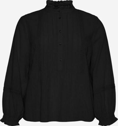Vero Moda Curve Bluse in schwarz, Produktansicht