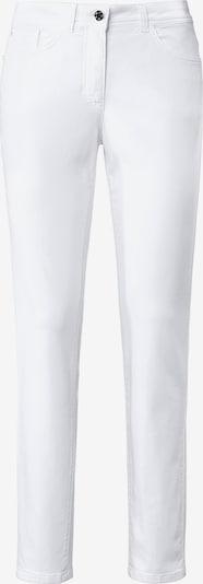 Basler Jeans 'Julienne' in weiß, Produktansicht