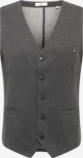 TOM TAILOR Uzvalka veste, krāsa - tumši pelēks, Preces skats