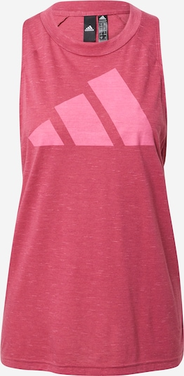 ADIDAS PERFORMANCE Sporttop 'Win 2.0 Must Haves' in de kleur Rosa / Roze gemêleerd, Productweergave