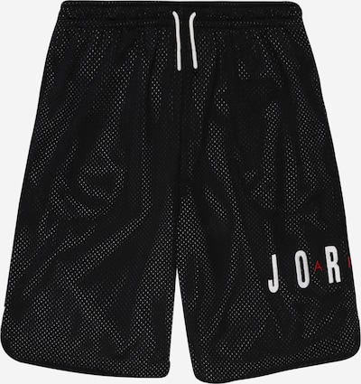 Jordan Hose 'JUMPMAN' in schwarz / weiß, Produktansicht