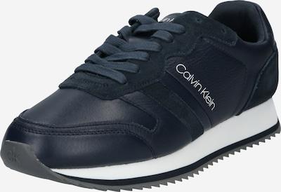 Sneaker low Calvin Klein pe bleumarin, Vizualizare produs