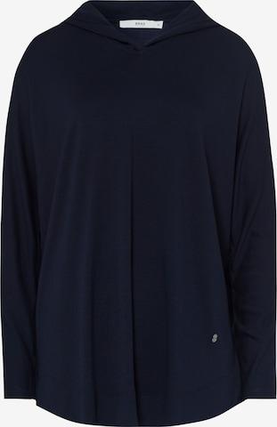 BRAX Shirt 'Bea' in Blue