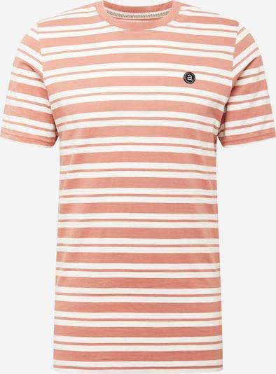 anerkjendt Тениска 'ROD' в антично розово / черно / бяло, Преглед на продукта