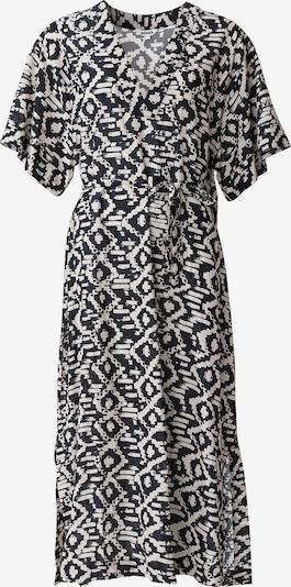 Indiska Kleid 'Noomi Kaftan' in beige / schwarz, Produktansicht