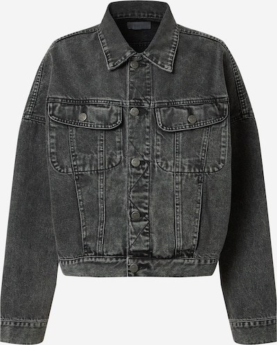 Boyish Jacke 'RYDER' in black denim, Produktansicht