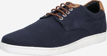 zils ABOUT YOU Sporta apavi ar šņorēm 'Matteo'