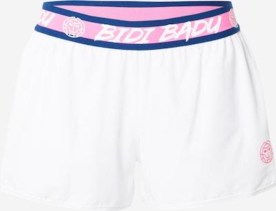 BIDI BADU Sporthose 'Kara Tech Shopri' in blau / pink / weiß, Produktansicht