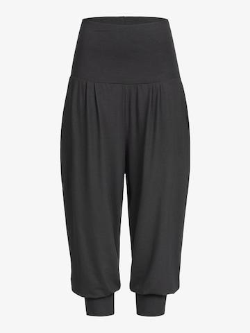 Pantalon 'Ella' Erlich Textil en noir