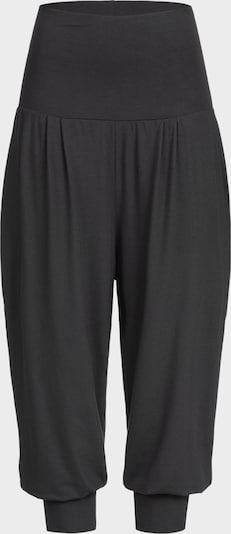 Erlich Textil Yoga Hose ' Ella ' in schwarz, Produktansicht