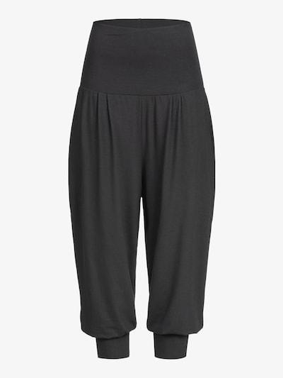 Erlich Textil Yogahose 'Ella' in schwarz, Produktansicht