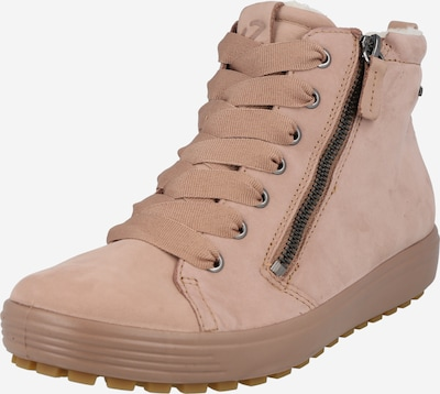 ECCO Lace-Up Ankle Boots in Light brown, Item view