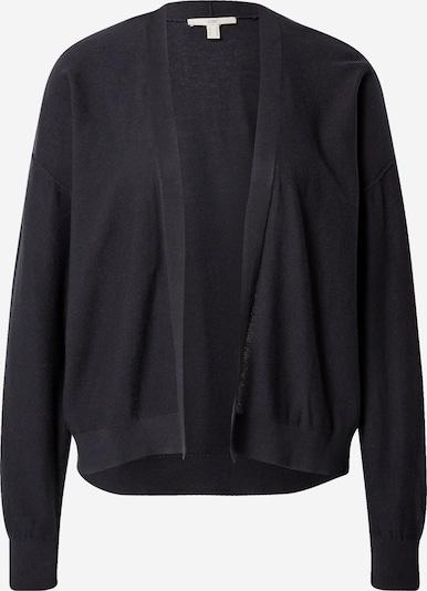 EDC BY ESPRIT Strickjacke in schwarz, Produktansicht