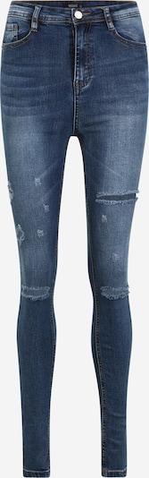 Missguided (Tall) Jean en bleu denim, Vue avec produit