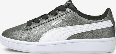 PUMA Sneaker 'Vikky v2 Glitz 2 AC Kids' in grau, Produktansicht