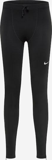 NIKE Pantalón deportivo 'Challenger' en negro / blanco, Vista del producto