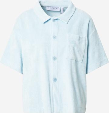 NU-IN Μπλούζα σε μπλε