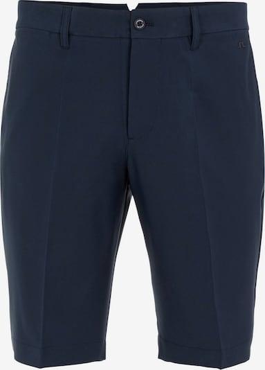 J.Lindeberg Shorts in blau: Frontalansicht