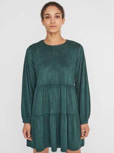 Noisy may Kleid in grün, Modelansicht