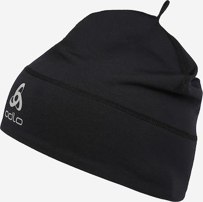 ODLO Athletic Hat in Black / Silver, Item view