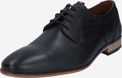 LLOYD Lace-up shoe 'DARGUN' in night blue, Item view