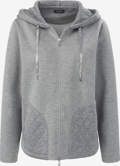 Basler Shirt in graumeliert, Produktansicht