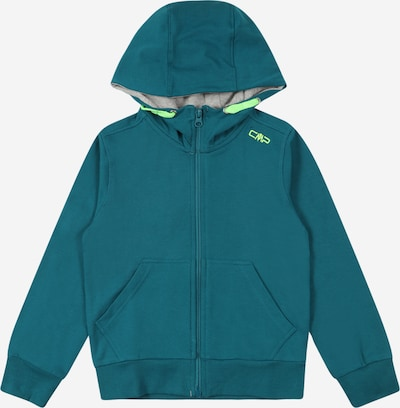 CMP Jacke in dunkelgrün, Produktansicht