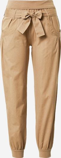 Pantaloni largi BUFFALO pe bej închis, Vizualizare produs