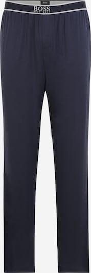 BOSS Casual Панталон пижама 'Comfort' в тъмносиньо / сиво, Преглед на продукта