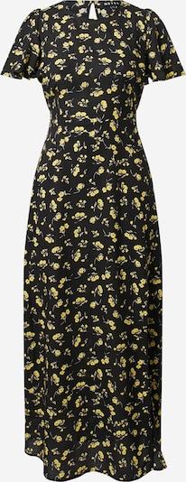 Motel Kleid 'Tinata' in gelb / schwarz, Produktansicht