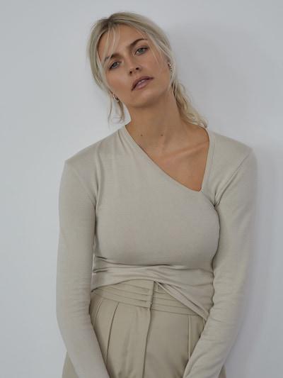 LeGer by Lena Gercke Shirt 'Helen' in beige: Frontalansicht
