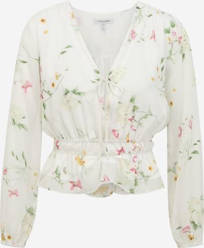 Forever New Petite Bluza u miks boja / bijela, Pregled proizvoda