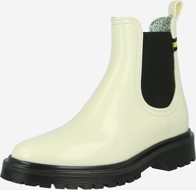 LEMON JELLY Chelsea Boots 'MAREN' en crème / noir, Vue avec produit