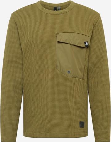 ADIDAS PERFORMANCE Sportsweatshirt i grønn