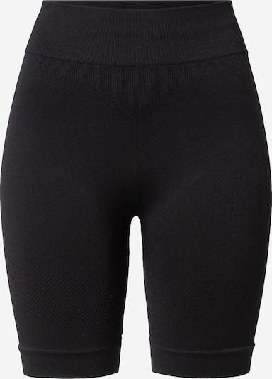NU-IN Pantalon de sport en noir, Vue avec produit