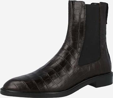 VAGABOND SHOEMAKERS Chelsea Boots 'FRANCES' in Braun