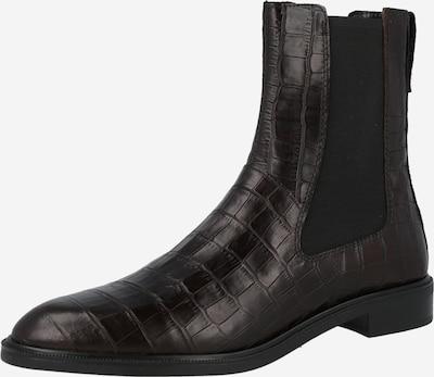 VAGABOND SHOEMAKERS Chelsea Boots 'FRANCES' in Dark brown / Black, Item view