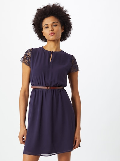 ABOUT YOU Kleid 'Joy' in violettblau, Modelansicht
