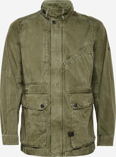 G-Star RAW Tussenjas 'Jacke' in de kleur Groen, Productweergave