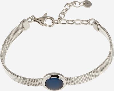 SKAGEN Armband in blau / silber, Produktansicht
